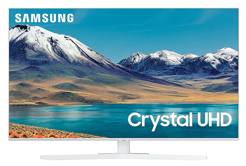 Телевизор LED SAMSUNG UE-50TU8510UXRU 4K Smart белый