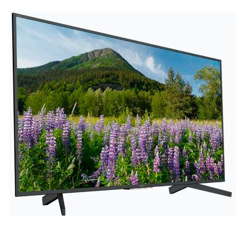 Телевизор LED SONY KD49XG7005BR BRAVIA Smart 4K черный