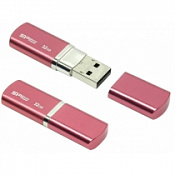 32GB USB 2.0 SILICON POWER LuxMini 720 персиковый