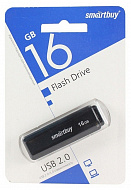 16GB USB 2.0 Smart Buy LM05 черный