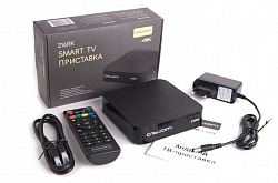 Смарт приставка ATOM-216RK (Android TV Box), RK3229, 2/16Gb
